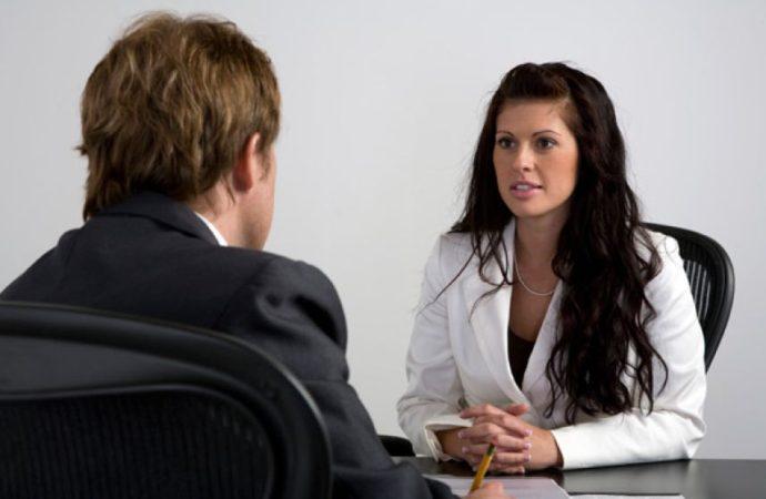 Gestos y posturas matan 70% de oportunidades de trabajo
