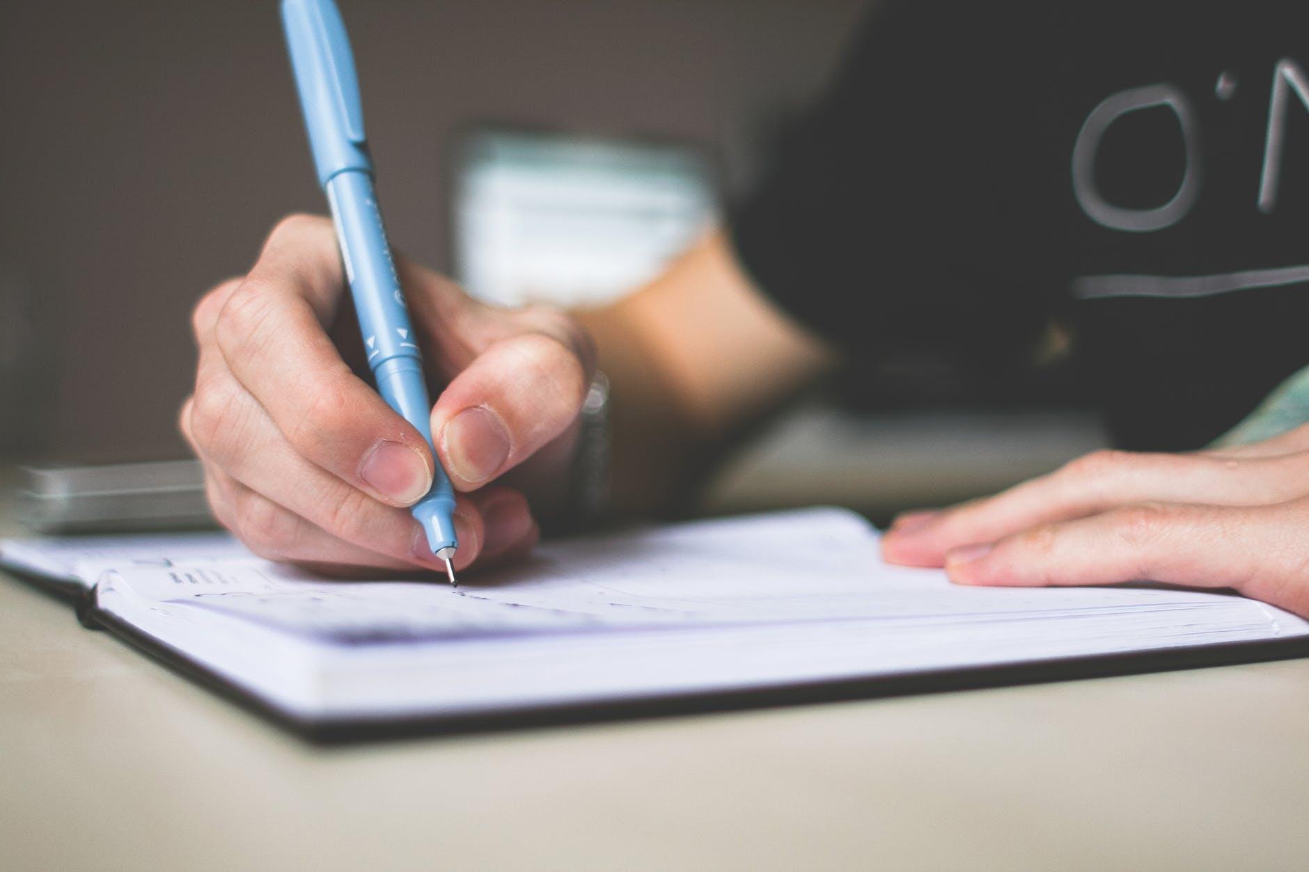 escribe tu lista