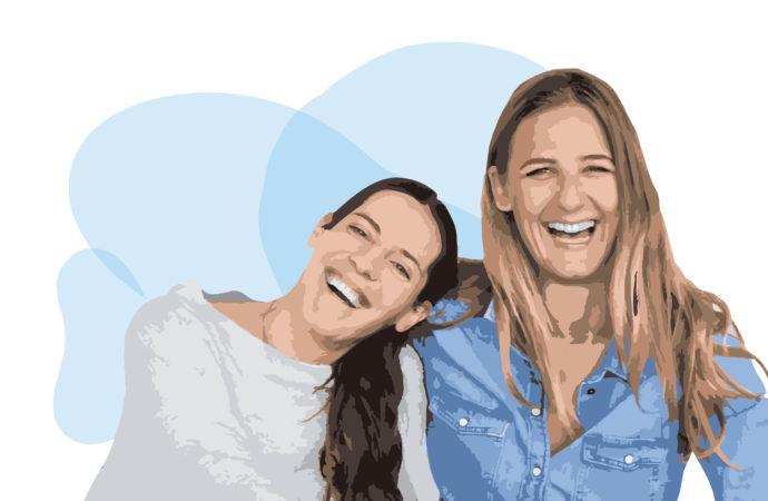 Tessa Schoor y Anne Seguy, el dúo que reinventó el working lunch con Berlioz